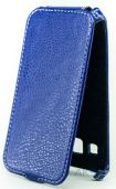 Чехол Status Standart Flip Series Samsung G350 Galaxy Star Advance Duos Dark Blue