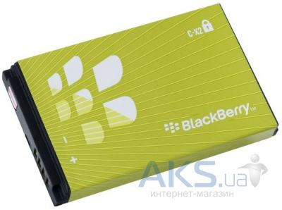 Аккумулятор Blackberry 8800 / BAT-11005-001 / C-X2 (1380 mAh)