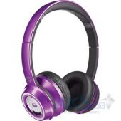 Наушники (гарнитура) Monster NCredible NTune On-Ear Headphones Candy Purple (MNS-128508-00)