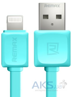Кабель USB Remax Fast Data Lightning Cable Blue (RC-008i / 5-049)