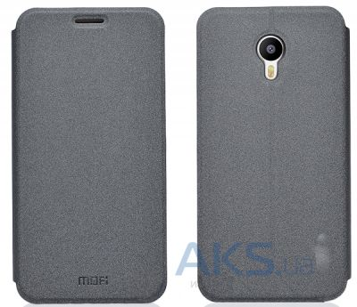 Чехол Mofi Sand Leather Series Meizu M2 Note Gray