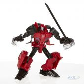 Вид 2 - Трансформер Hasbro Трансформеры Robots In Disguise Warriors Sideswipe (B0070)