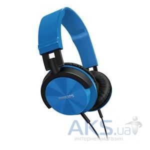 Наушники Philips SH L3000BL/00 Blue