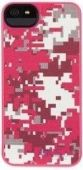 Чехол Griffin Pixel Crash Apple iPhone 5, iPhone 5S, iPhone SE Pink (GB36104)