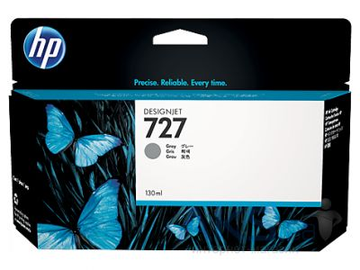 Картридж HP No.727 DesignJet T1500/T920 (B3P24A) Gray