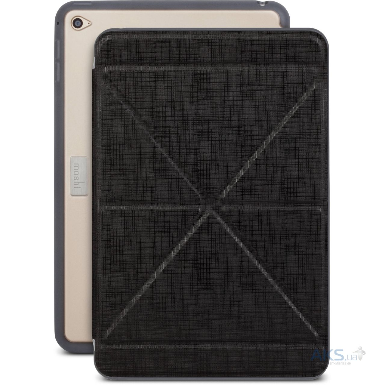 "Чехол для планшета Moshi VersaCover Origami Case Apple iPad Pro 9.7"" Metro Black (99MO056003)"