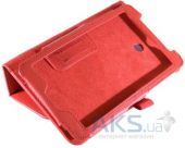 Вид 2 - Чехол для планшета Pro-Case Leather for ASUS MeMO Pad ME170 Red