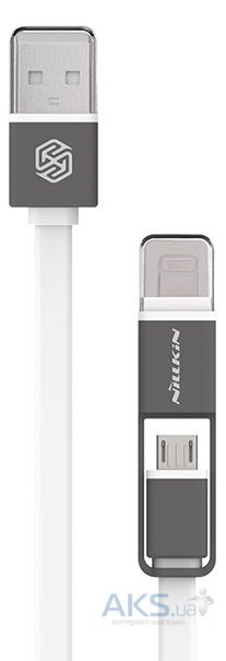 Кабель USB Nillkin Plus Cable White