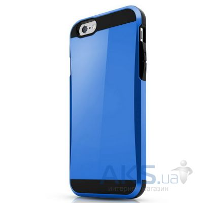 Чехол ITSkins Evolution for iPhone 6 Blue (APH6-EVLTN-BLUE)