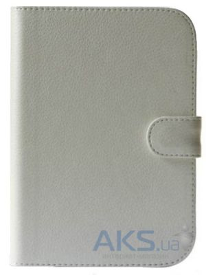 Обложка (чехол) Saxon Case для Nook Simple Touch Classic White