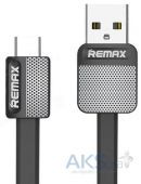 USB Кабель Remax Platinum Type-C Black (RC-044a)