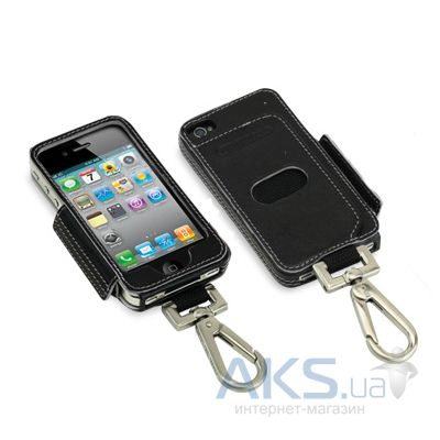 Чехол Tunewear Prie Ambassador Black/White for iPhone 4 (IP4-PRIE-AMB-02)