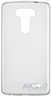 Чехол Original TPU Case LG Optimus G3s D724 White