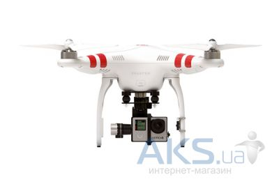 Квадрокоптер DJI Phantom 2 V2.0 Zenmuse H4-3D Edition