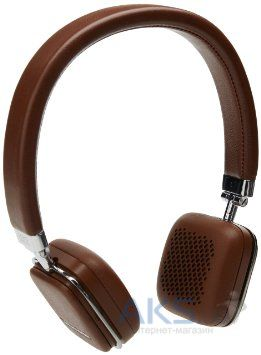 Наушники (гарнитура) Harman Kardon On-Ear Headphone SOHO Wireless Brown (HKSOHOBTBRN)
