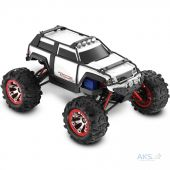 Автомобиль Summit VXL Brushless Monster белый (72076-3 White)