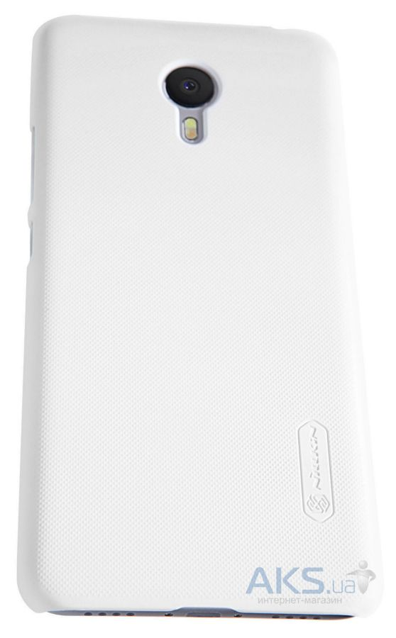 Чехол Nillkin Super Frosted Shield Meizu M3 Note White