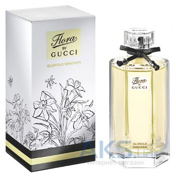 Gucci Flora by Gucci Glorious Mandarin Туалетная вода 100 ml
