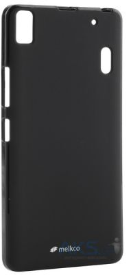 Чехол Melkco Poly Jacket TPU case Lenovo A7000 Black