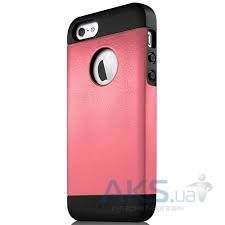 Чехол ITSkins Anibal for iPhone 5/5S Pink (APH5-ANIBL-PINK)