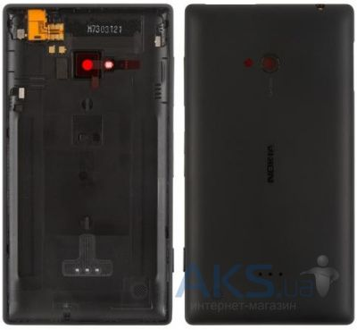 Корпус Nokia 720 Lumia Black