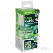 Чистящее средство ColorWay Cleaning Kit XL for Screens, TVs, PCs (CW-5200)