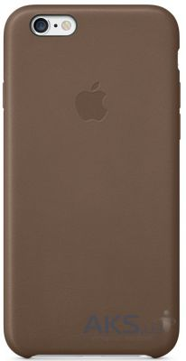 Apple High Copy Leather Case iPhone 6, iPhone 6S Brown (MGR22_HC)