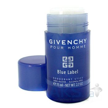 Givenchy Blue Label Дезодорант стик 75 ml