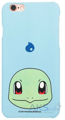 Чехол Original Ultra Thin TPU Pokemon Go Series Apple iPhone 6, iPhone 6S Squirtle