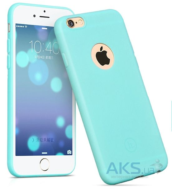 Чехол Hoco Juice Series Apple iPhone 6 Plus, iPhone 6S Plus Blue