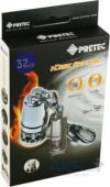 Вид 3 - Флешка Pretec BulletProof 32GB blister package B2U32G-B