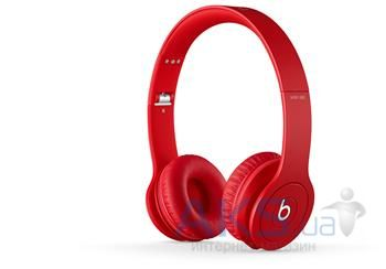 Наушники (гарнитура) Beats by Dr. Dre Solo HD Monochromatic Red