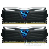 Оперативная память Geil DDR4 16GB (2x8GB) 3000 MHz Super Luce  (GLW416GB3000C15ADC) Black