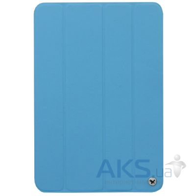 Чехол для планшета Zenus Smart Folio Cover Case Sky Blue for iPad mini
