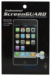 Защитная пленка ScreenGuard Lenovo K910 Vibe Z Clear