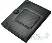 Чехол для планшета Leather case Solar Black Charging Leather Case for Apple iPad Black