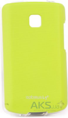 Чехол VOIA Jelly Skin for LG Optimus L1 II E410 Lime