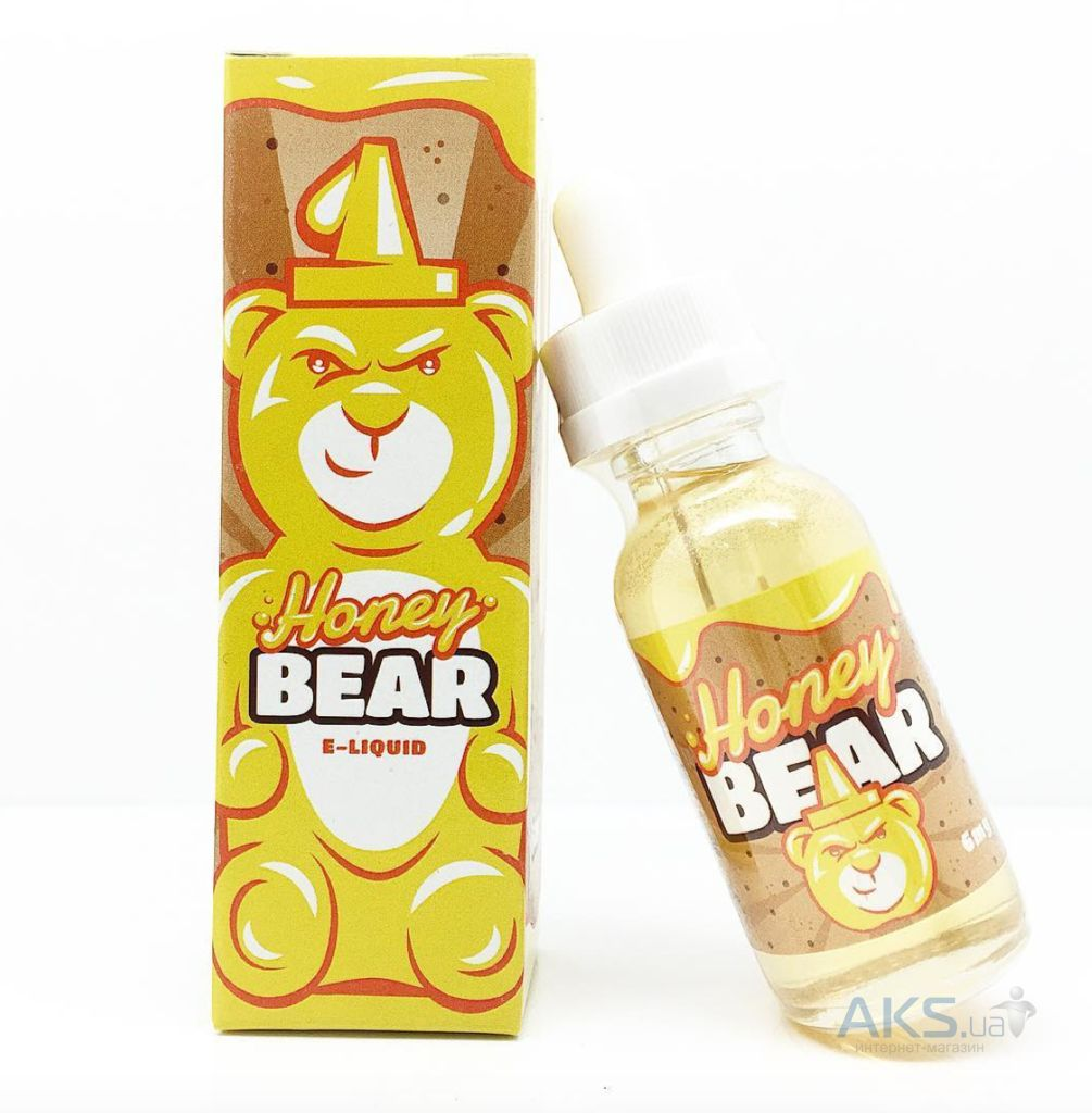 D`Oh Nuts Honey Bear 0 мг/мл