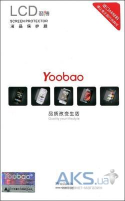 Защитная пленка для планшета Yoobao Screen Protector for Samsung T310 Galaxy Tab 3 8.0 (clear) (SPSAMT310-CLEAR)