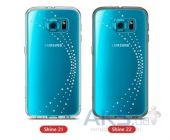Вид 2 - Чехол Ringke NOBLE Samsung G920 Galaxy S6 Crystal (Shine 21)