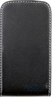Чехол KeepUp Flip Case HTC One SV C520e Black