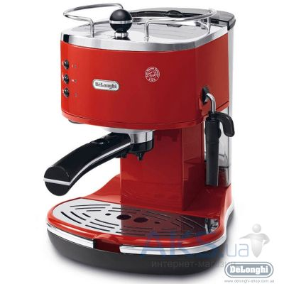Кофеварка Delonghi ECO 311 Red