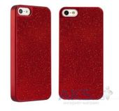 Чехол Star5 Bright Color Series Apple iPhone 5, iPhone 5S, iPhone 5SE Red