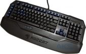 Вид 2 - Клавиатура Roccat Ryos MK Pro, Keyboard MX Blue (ROC-12-861-BE) Dark Blue