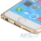 Вид 5 - Чехол Rock Arc Slim Guard Apple iPhone 6, iPhone 6S Gold