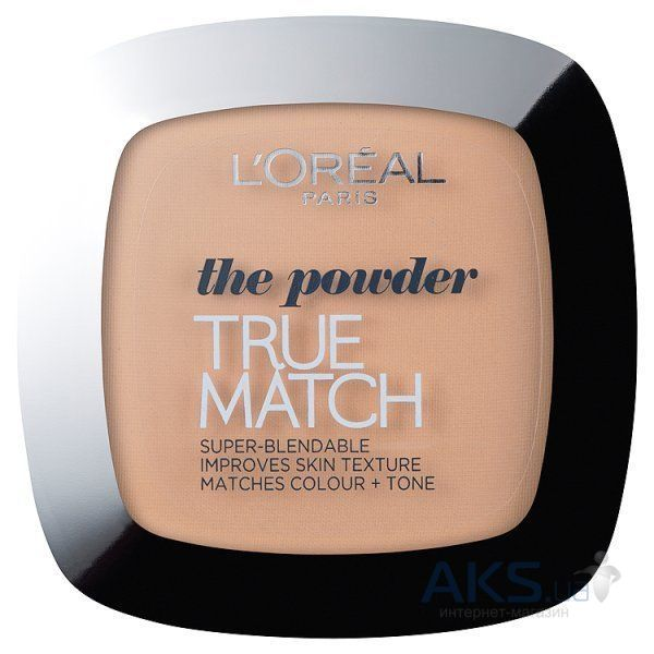 Пудра L'OREAL True Match №D3-W3 Golden Beige
