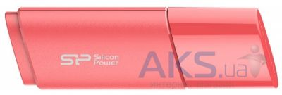Флешка Silicon Power Ultima U06 32 Gb (SP032GBUF2U06V1P) Pink