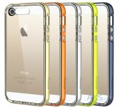 Вид 2 - Чехол Rock Tube Series Apple iPhone 5, iPhone 5S, iPhone SE Gray