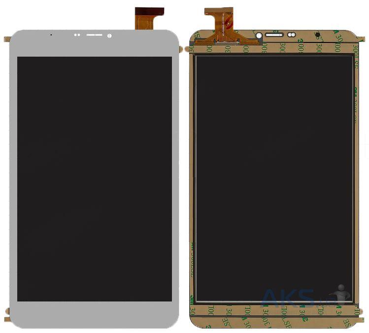"8/"" Touch Screen Screen digitizer For Cube TALK8 U27GT 080291-01A-V1 tablet SHU8"