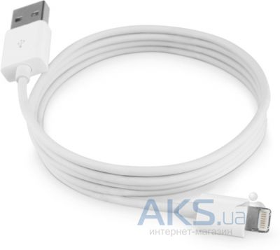 Кабель USB Griffin 3-метровый кабель USB to Lightning iPhone iPad iPod White
